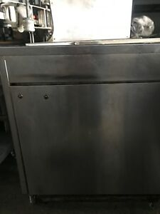 Excellent Avalon Donut Fryer Gas Adf24g 24x24 23x23 With Oil Filter System