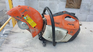 Stihl Concrete Cut Off Saw Ts410