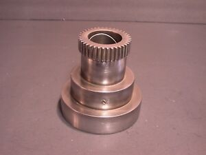 South Bend Lathe 9 10k Flat Belt Cone Pulley