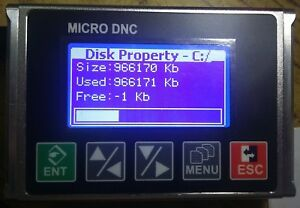 Micro Dnc Drip Feed Dnc usb Reader To Cnc Machine Tape dnc Or Mem Mode Rs232