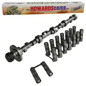 Cadillac 368 500 Retro Fit Hyd Roller Howards Cam 280 288 539 539 109