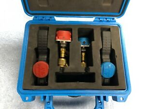 Sporlan Smart Service Tool Kit For Air Conditioning Refrigeration