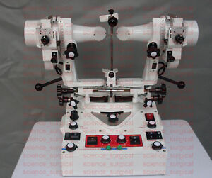 Synoptophore New Ophthalmology Optometry Equipment By Gss On Ebay Sciencesurg