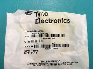 36 Pieces Tyco Electronics 814589 000 Heat shrink Wire Cable Seal Thermostat