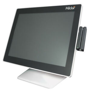 Kildar Datatouch T1580 15 Touchcomputer Restaurant Pos Station Msr Win 10 New