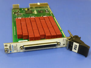 National Instruments Pxi 2530b Ni Multiplexer Matrix Switch Card 128 Channels