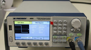 Bk Precision 4065 Dual Channel Function Arbitrary Waveform Generator