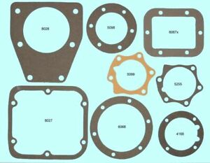 1932 1956 Dodge Studebaker Ford Truck Warner T 9 Manual Transmission Gasket Set