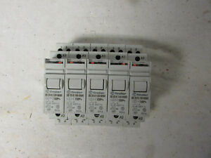 Lot Of 5 Finder 20 23 8 120 0000 Modular Step Power Relays With Coils