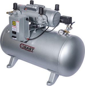 Gast Air Compressor Oil Less Model 7hdd 70ta m750x New