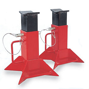 Aff 3305a 5 Ton Jack Stands Pin Style Pair