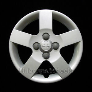 Chevy Aveo 2005 Hubcap Genuine Factory Original Oem 3243 Wheel Cover 14 Inch