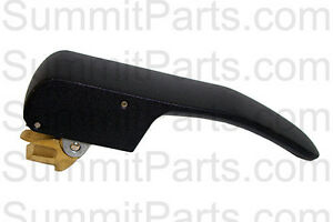 Oem Quality Heavy Duty Black Door Handle For Ipso Washers 217 00