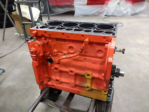 Short Block Assembly For A John Deere 4024 Turbo Diesel Engine
