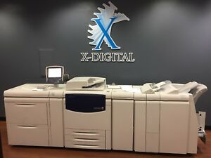 Xerox 700i Digital Color Press For Sale Only 322 Total Impressions New