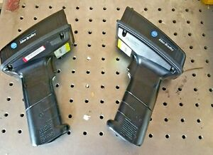 Lot Of 2 Allen Bradley Laser Scanner Hand held Undecoded 2755hug4
