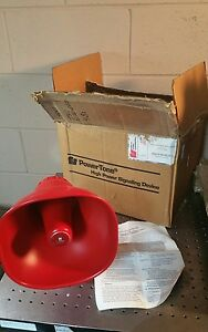 Federal Signal Sphp A1 Powertone Amplified Speaker