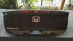 2013 17 Honda Accord Coupe Genuine Trunk Lid