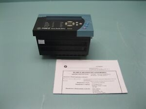 Ge General Electric Pqm Ii Power Quality Meter New E8 2263