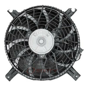 Tyc Ac Condenser Fan Assembly 1999 2001 Chevrolet Tracker Uo