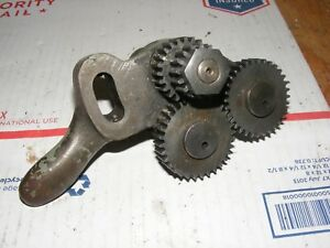 South Bend Lathe 9 Or 10k Headstock Feed Reverse Tumbler Gear Assembly