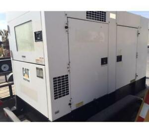 68kw Prime Multi Voltage Multiquip Dca 85usj2 Portable Generator Set