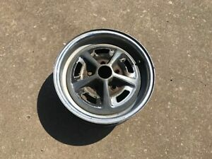 Oldsmobile Lz Style 14 X 6 Ss Wheel 442 Olds Rally Wheel Ralley Cutlass Supreme
