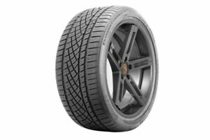 All Season Radial Tire 235 55z R18 10w Continental Extreme Contact Truck Car New