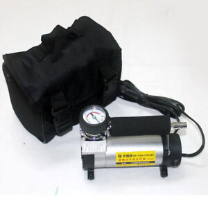 12v Car Heavy Duty Air Compressor Tyre Inflator Pump With Cable Car 35 L min