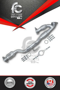 For 2009 2010 2011 2012 2014 Nissan Murano 3 5l Catalytic Converter Flex Y pipe