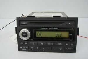 2007 Honda Ridgeline Radio Cd Player Oem Radio 39100 sjc a210 Tested Z39 018