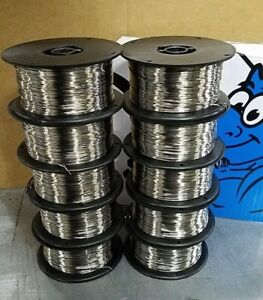 Er308l 023 2 Lb Spool Stainless Steel Welding Wire 10 Pack Special Blue Demon