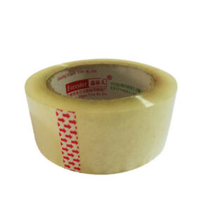 Rolls 110 Yards 330 Ft X 2 Inch Clear Carton Sealing Packing Package Tape Us