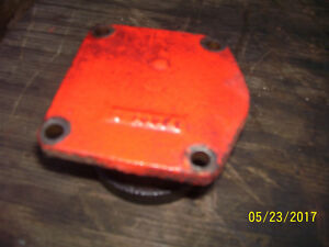 Vintage Ji Case 311 Tractor Hydraulic Filter Cover 1958