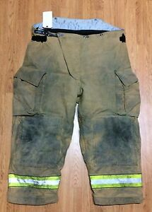 Globe Gx 7 Firefighter Pants Turnout bunker Pants 48 X 26