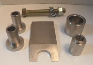 6 Piece Bushing Installation And Removal Kit Ecs 415