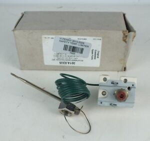 Henny Penny 3014 0326 Combi Steam Oven High Limit Safety Overheat Thermostat