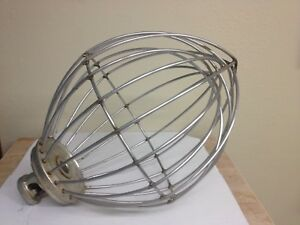 Used Hobart V140d 140 qt I Wire Whip For 140 quart Commercial Mixer Heavy Duty