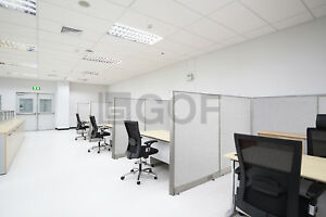 large Quantity Gof Office Single Partition Wall Divider Cubicle Workstation