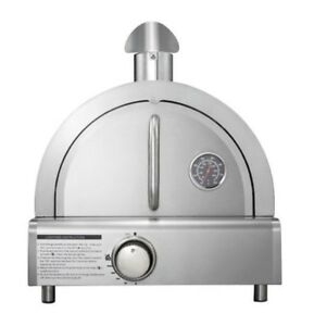 Mont Alpi Peak Performance Table Top Gas Pizza Oven New Ships Fast