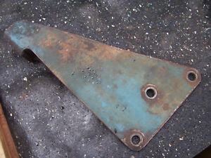Vintage Ford 4000 Diesel Tractor ps Cylinder Support 1962