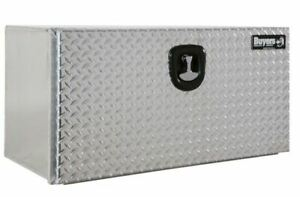 Buyers Products 1706515 Xd Aluminum Underbody Toolbox 18 H X 18 D X 60 W