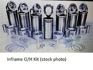 3116 1077545 Inframe Overhaul Kit For Caterpillar cat Engine piston
