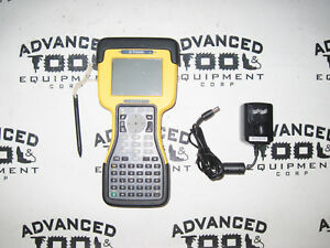 Trimble Ranger Data Collector Bluetooth Pocket Pc W Forestry Mill Software Tsc2
