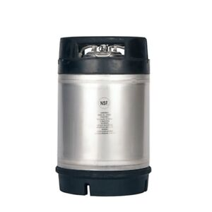 2 5 Gallon Ball Lock Keg With Dual Rubber Handle For Homebrew Beer Wine Coffee