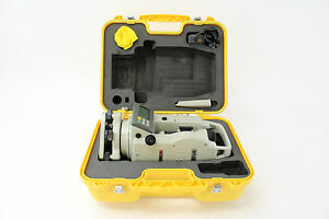 Futura Dt 20 Digital Theodolite Total Station 30x Magnification Telescope