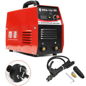 20 160a Handheld Mini Electric Welder Inverter Arc Igbt Welding Machine Tool