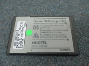 Nortel Norstar Compact Ics Cics Nt7b64cg Std 4 0 W Irad S w Software Flash Card