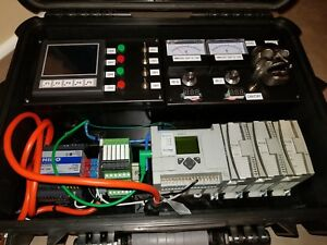 Allen Bradley Analog Out in Plc Trainer Rslogix Lessons Cable Software W skull