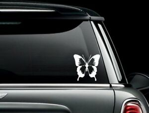 Butterfly Die Cut Vinyl Car Truck Window Bumper Sticker Decal Us Seller